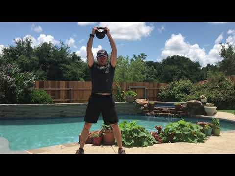 4 Kettlebell Exercises for Grip & Pull Power & Persistence