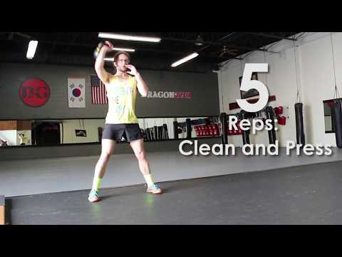 Crank Your Metabolism: Kettlebell Conditioning Exercise!