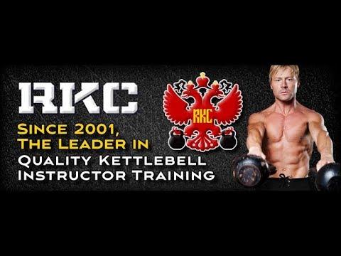 16 kg Kettlebell Thruster Tabata