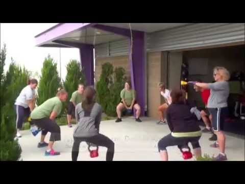 GoFit Kettlebell Workout Resolution
