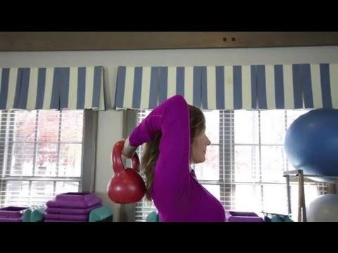 Kettlebell Exercises for Elbow Energy : Fitness Coaching
