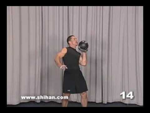 Steve Cotter Kettlebell Initiating Palm Neat And Press