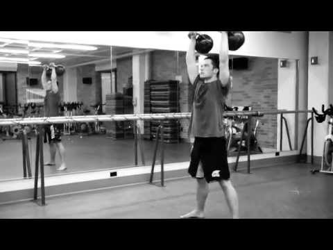 Kettlebell Double Snatch to Press for Unreal Vitality and Strength Gains