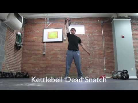 High 5 Kettlebell Exercises for Explosive Energy (Kettlebells for Sports activities Performance)