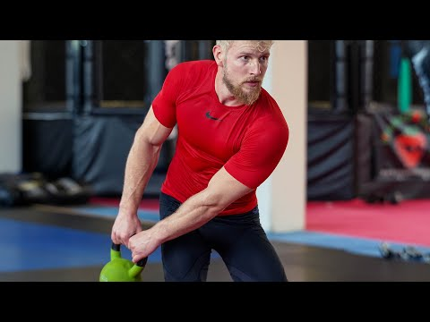 6 Multifaceted Kettlebell Workout routines for Opponents and Martial Artists
