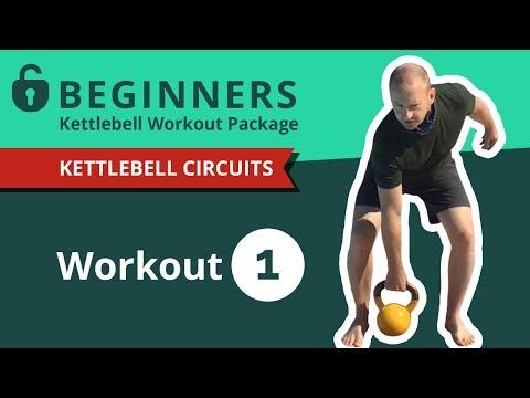 4 Minute Beginners Kettlebell Workout #1 | Apply Alongside side Greg