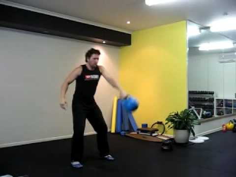 Kettlebell Exercise #2