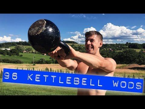 American Kettlebell Swing CrossFit