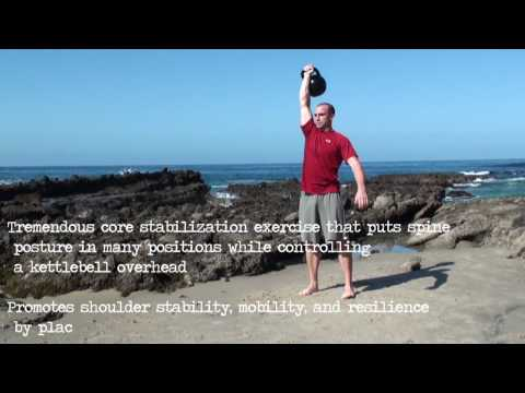 Kettlebell Turkish Fetch-Up – Strength and Mobility by the Fetch-Up
