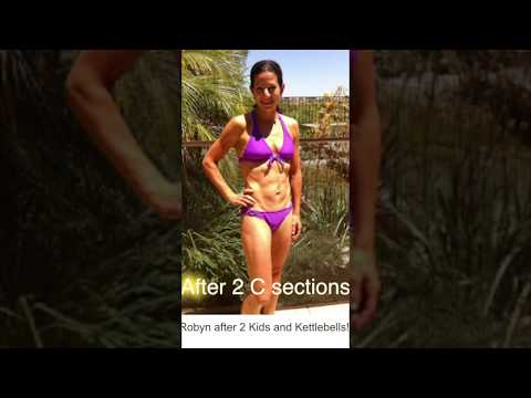 The Kettlebell Body Transformation  3 C – Sections and Support Anxiousness Long gone!