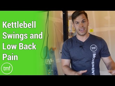 Kettlebell Swings and Low Wait on Misfortune | Week 24 | Slouch Repair Monday | Dr. Ryan DeBell