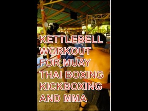 Kettlebell Declare for Muay Thai, Boxing, Kickboxing, Judo, Karate and MMA