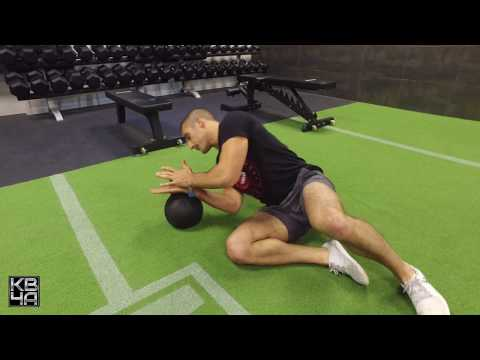 3 Turkish Secure-Up Adaptations – Tutorial with Kettlebell Grasp of Sport