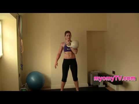 Health – Plump Physique Kettlebell Workout to FAILURE!!