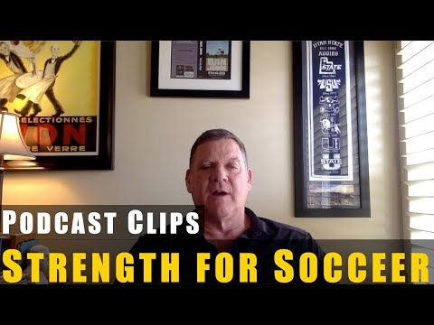 Strength Working towards for a Soccer Group