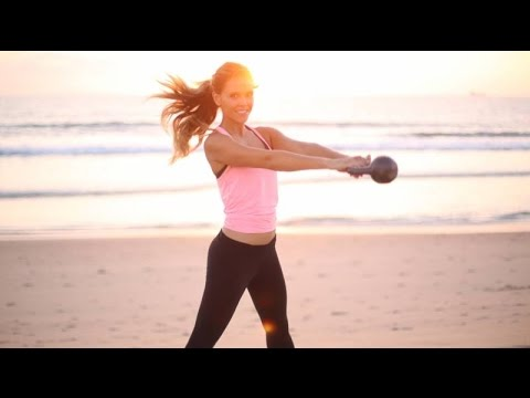 KettleToning ~ blend of firming, yoga & kettlebells with Tone It Up