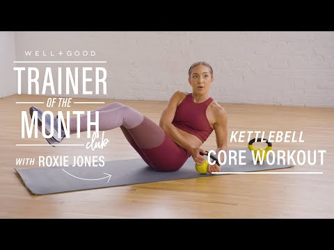 Kettlebell Core Workout | Coach of the Month Membership | Successfully+Precise