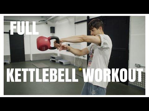 Fleshy Exercise | Kettlebell Advanced