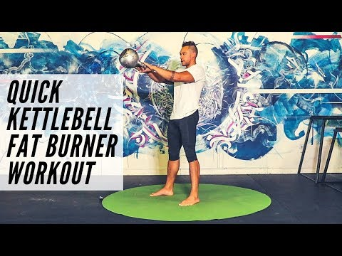 Rapid Kettlebell Insist: Swings & Squats (Prepare Alongside)