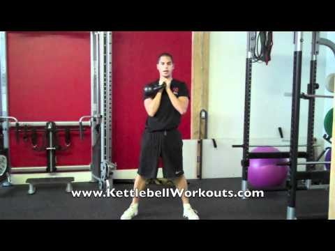 Kettlebell Elephantine Loss Workout – Friday Finisher Complex
