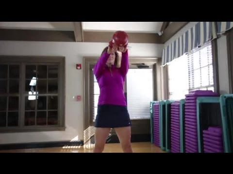 Kettlebell Workout routines for the Hips : Health Training