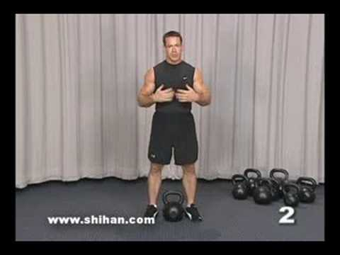 Steve Cotter Kettlebell Tidy Instructional Video