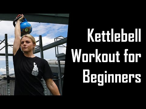FTI: Easy Kettlebell Workout for Inexperienced persons