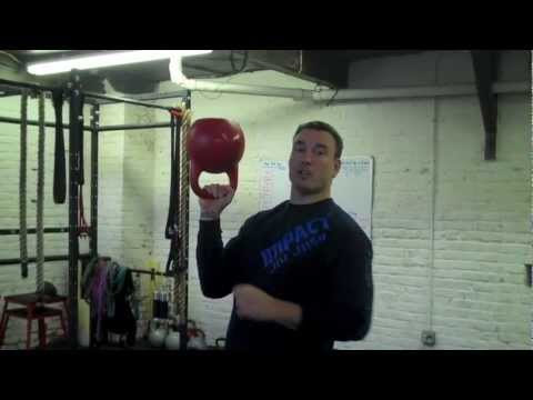 Kettlebells vs. Dumbbells? What's the adaptation?