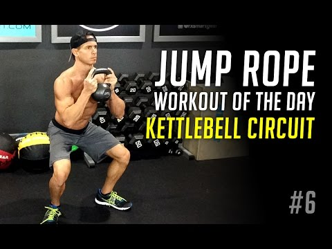 Soar Rope Kettlebell Circuit