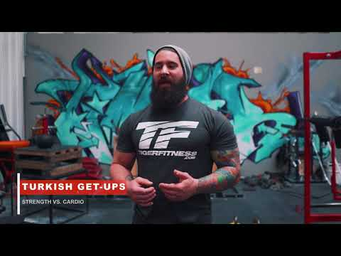 Turkish Bag-Up Guidelines for a Higher Kettlebell Workout | Joe Daniels | Tiger Fitness
