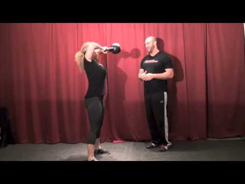 Methods to Attain Two-Hand Kettlebell High Pull