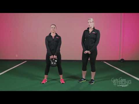 Kettlebell Deadlift – Current Girl's E-book to Energy Coaching