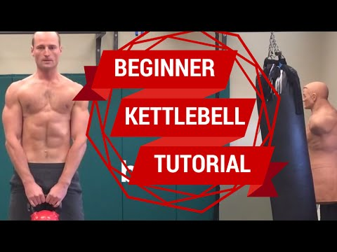 Kettlebell Workout for Newcomers