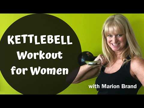 Kettlebell Train for Ladies folks