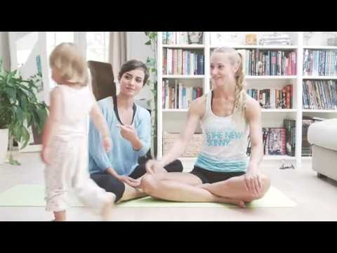 FITNESS CHALLENGE HOW TO: Squats, Planks, Burpees, Kettlebell,… | MINI AND ME