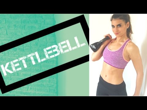 Tubby Physique Kettlebell Tone Up Routine