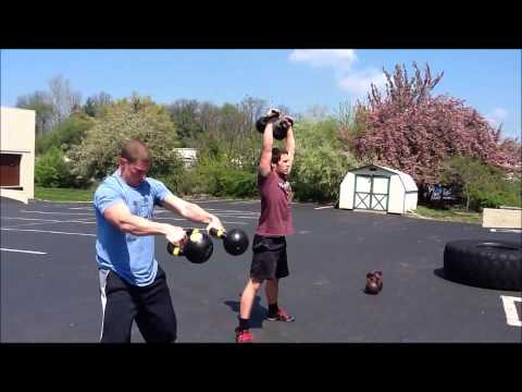 The Great Destroyer – Incinerate Body Beefy with this Excessive Intensity Kettlebell Advanced
