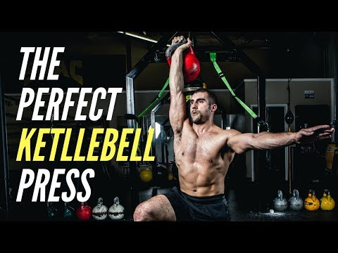 How To Carry out The Finest Kettlebell Press