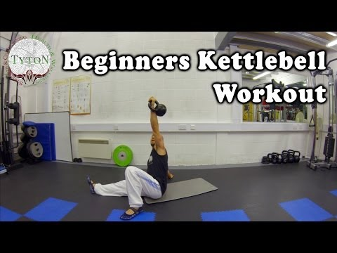 Newbies Kettlebell Mutter 1