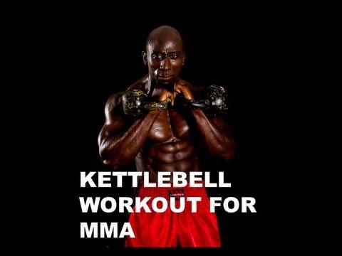 Kettlebell Exercise for MMA #2