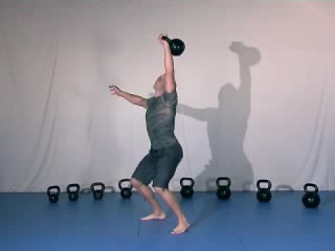 Die neue Fighter-Health Kettlebell DVD