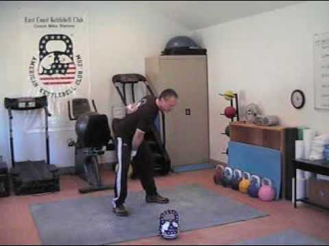 Kettlebell Workout / the Swing