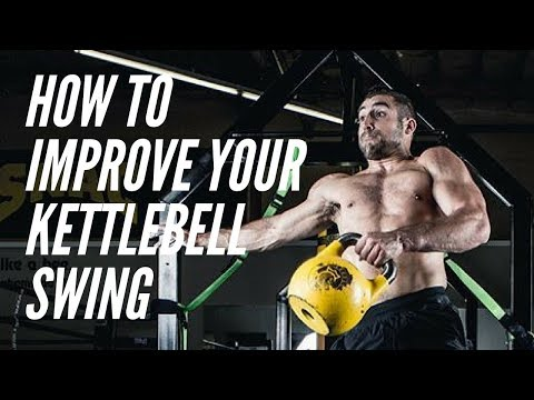 Give a decide to Your Kettlebell Swing with These 2 Drills | MIND PUMP