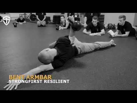 Kettlebell Crooked Armbar | StrongFirst RESILIENT