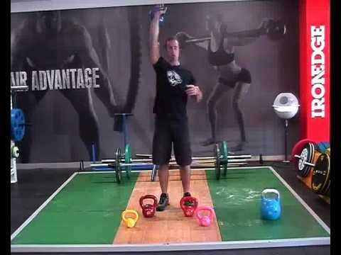 Traditional 10kg Kettlebell