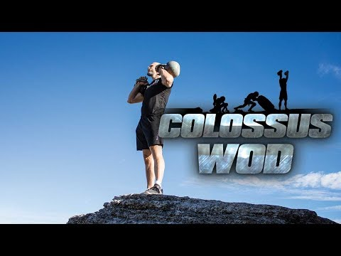 Easiest Kettlebell Exercise Colossus WOD