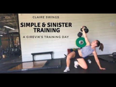 Straightforward & Ugly Coaching Day | Kettlebell Coaching Day
