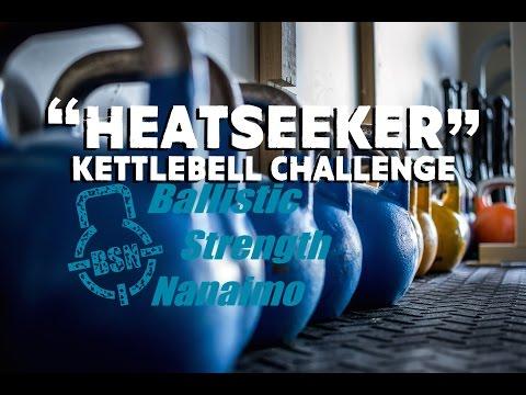 Kettlebell Advanced: Heatseeker