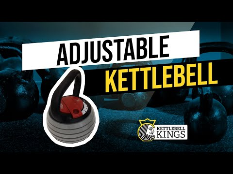 Kettlebell Kings – Adjustable Kettlebell