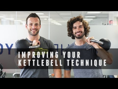 How To Give a boost to Your Kettlebell Technique | The Physique Coach with Technogym Grasp Coach